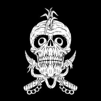 Piraat punk, hardcore punk