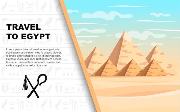 Piramide van gizeh complex egyptische piramides overdag wereldwonder grote piramide van gizeh