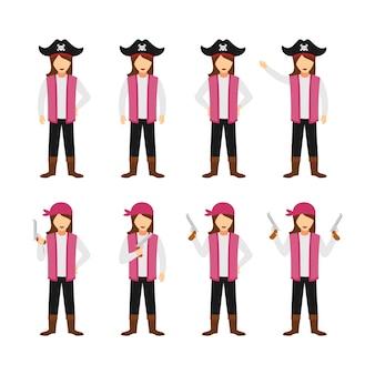 Piraten karakter