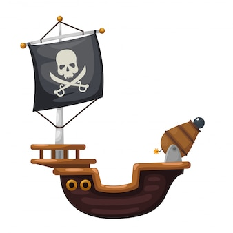 Piratenschip