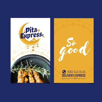 Pita express restaurant zo goed visitekaartje