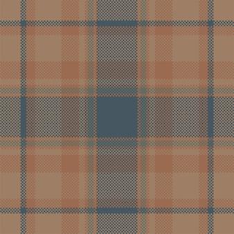 Pixel achtergrond vector ontwerp. moderne naadloze patroonplaid. vierkante textuurstof. schotse schotse textielstof. schoonheid kleur madras sieraad.