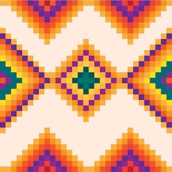 Pixel achtergrond