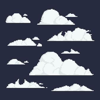 Pixel cloud set