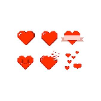 Pixel harten
