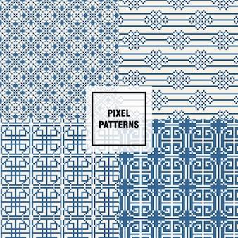 Pixel patronen ontwerp