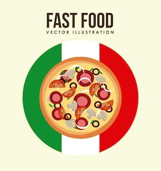 Pizza ontwerp