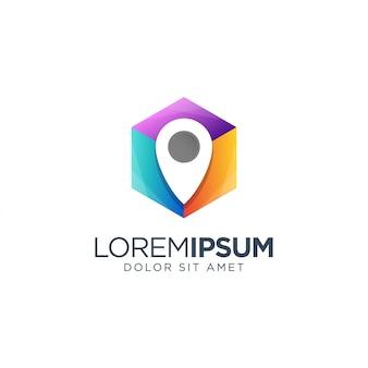 Plaats logo-ontwerp