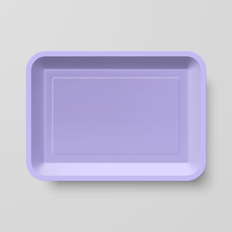 Plastic voedselcontainer