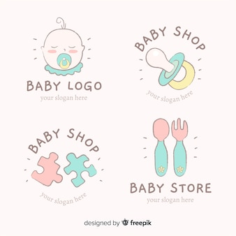 Plat baby logo
