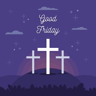 Plat thema van de heilige week