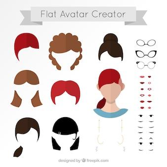 Platte avatar creator