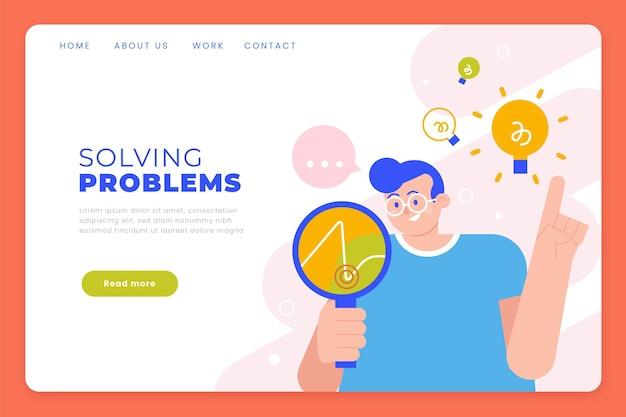 Platte creatieve oplossingen startpagina