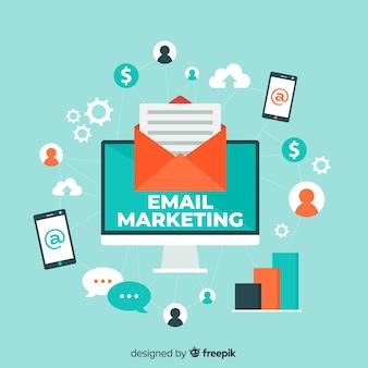 Platte e-mailmarketing