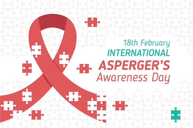 Platte internationale asperger's awareness day-evenement