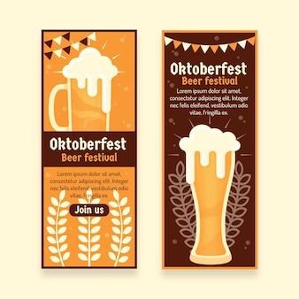Platte oktoberfest banners