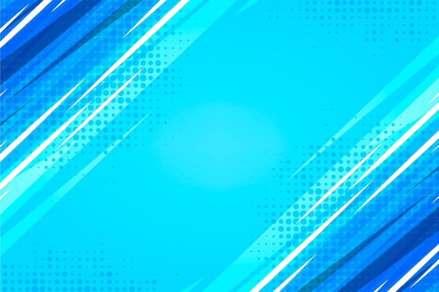 Platte ontwerp heldere strips achtergrond