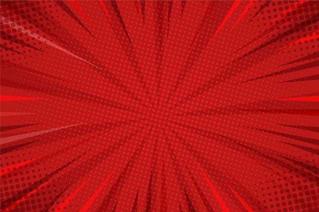 Platte ontwerp heldere strips behang