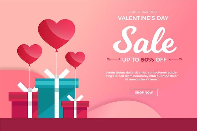 Platte ontwerp valentijnsdag beste deal
