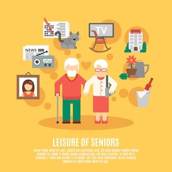 Platte senior poster