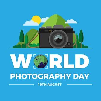 Platte wereldfotografie dag
