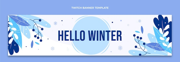 Platte winter twitch cover