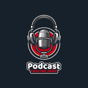 Podcast broadcast mic studio sound show muziek podcast voice record
