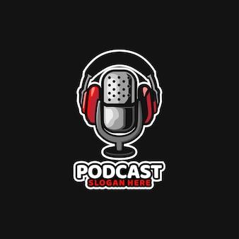 Podcast geluid media radio musicac