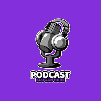 Podcast geluid media radio muziek