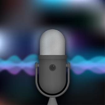 Podcast illustratie
