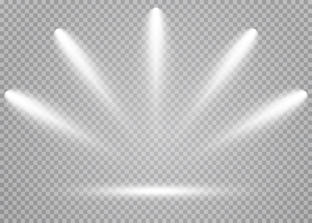 Podium verlichting