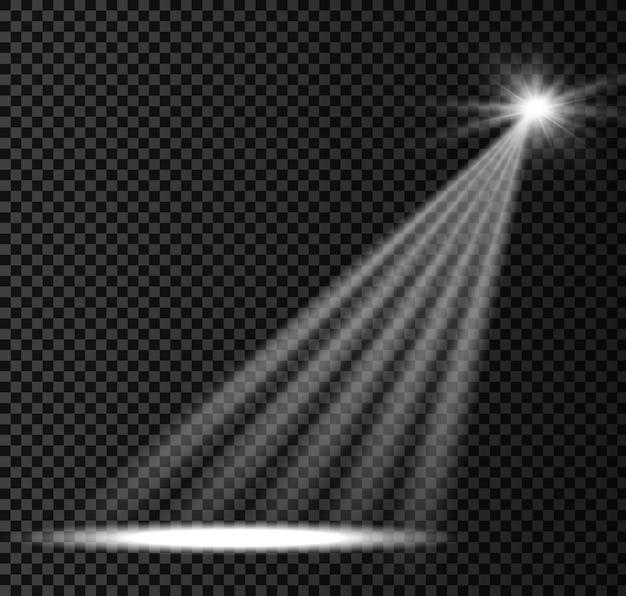 Podiumverlichting schijnwerpers scène projector lichteffecten helder witte verlichting