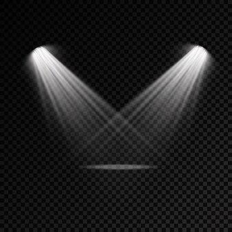 Podiumverlichting schijnwerpers scèneprojector lichteffecten helderwitte verlichting met schijnwerper