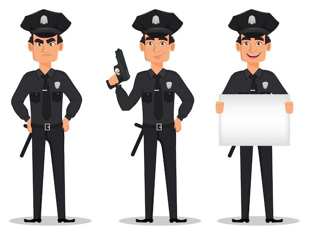 Politieagent, politieagent