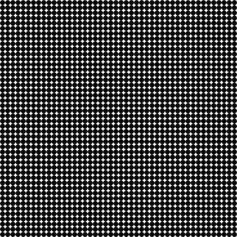 Polka dot achtergrond zwart-wit polka dot abstracte achtergrond vectorillustratie