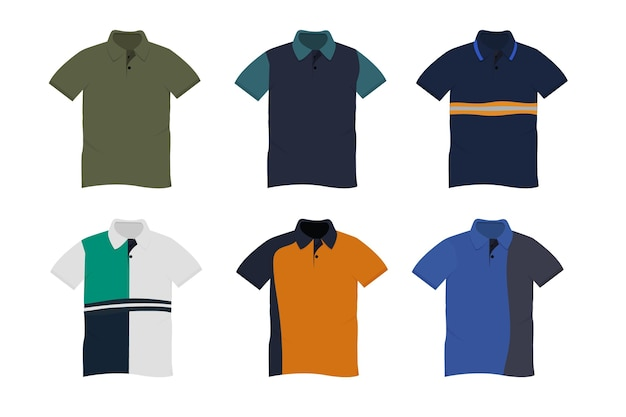 Polo shirt collectie