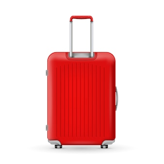 Polycarbonaat reis plastic koffer, bagage.