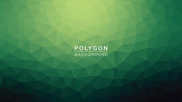 Polygon green hulk