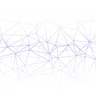 Polygon lijnen achtergrond