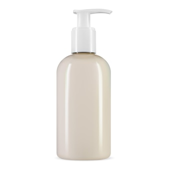 Pompfles voor vloeibare zeep handdesinfecterend middel container coronavirus reinigingsvloeistof dispenser voor bodylotion