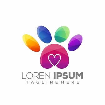 Poot liefde logo