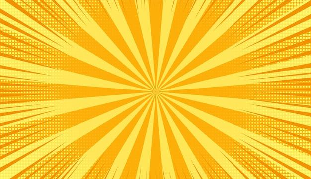 Pop-art patroon. strip cartoon achtergrond. vector illustratie.