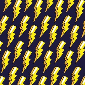 Pop-art patroon
