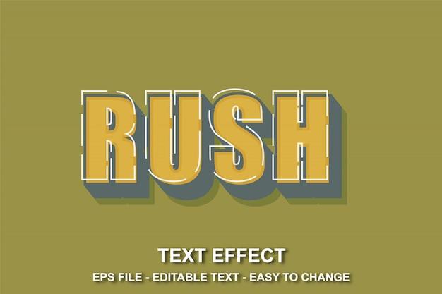Pop-art teksteffect