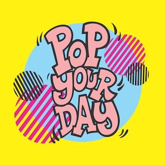 Pop je dag