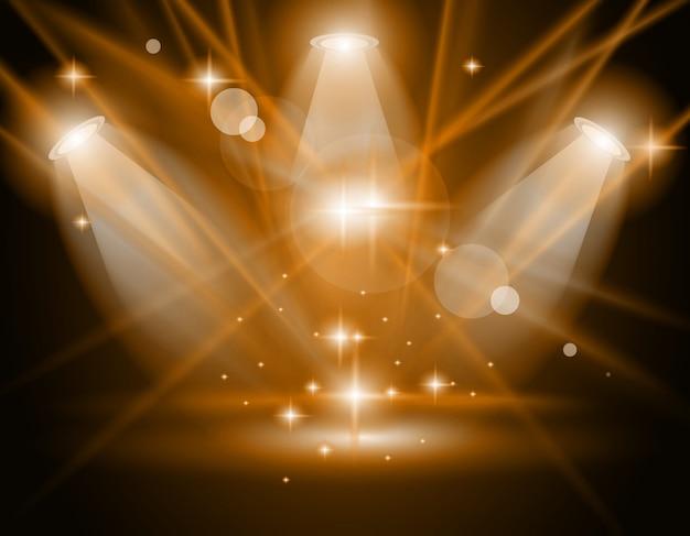 Popshow muziek entertainment-apparatuur zingen