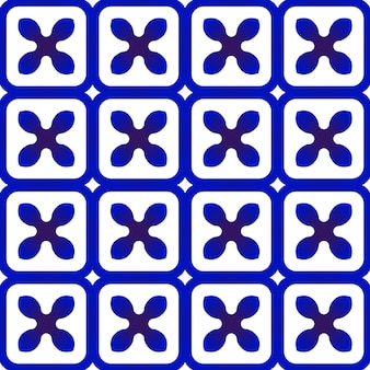 Porselein chinees patroon