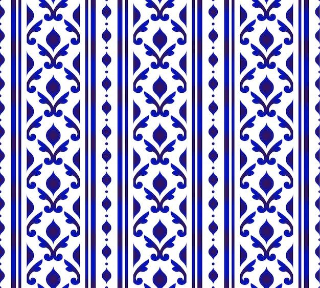 Porseleinen patroon