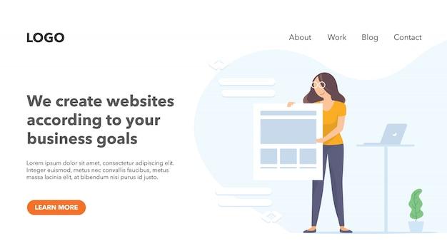 Portfolio met creatieve marketingbureaus