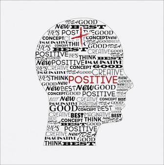 Positieve geest